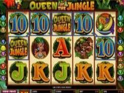 Queen of the Jungle Slots