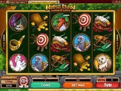 Robin Hood Feathers of Fortune Slots