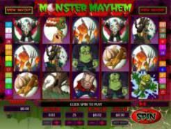 Monster Mayhem Slots (Soft Magic Dice)