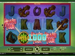 Mr. Green's Old Jolly Grand Tour of Europe Slots