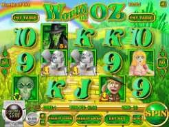 World of Oz Slots