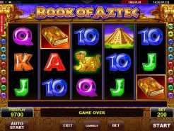 Book Of Aztec Slots