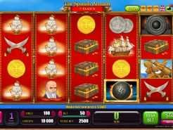 7 Days The Spanish Armada Slots