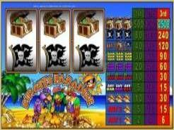 Pirate's Paradise Slots